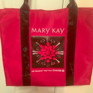 Handbags - Mary Kay Red Chase Rewards Bag